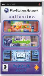 Sony PlayStation Network Collection: Puzzle Pack (PSP)