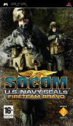 Sony SOCOM U.S. Navy SEALs Fireteam Bravo (PSP)