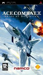 Sony Ace Combat X Skies of Deception (PSP)