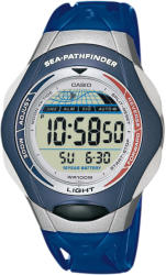 Casio SEA-PATHFINDER SPS-300