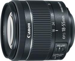 Canon EF-S 18-55mm f/4-5.6 IS STM 1620C005