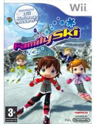 Nintendo Family Ski (Wii)