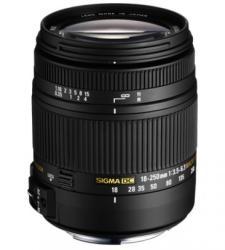 SIGMA 18-250mm f/3.5-6.3 DC OS HSM (Sony/Minolta)