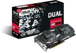 ASUS Radeon RX 580 OC 8GB GDDR5 256bit (DUAL-RX580-O8G)