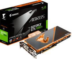 GIGABYTE AORUS GeForce GTX 1080 Ti Waterforce WB Xtreme Edition 11GB GDDR5X 352bit PCIe (GV-N108TAORUSX WB-11GD)