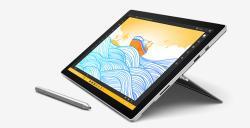 Microsoft Surface Pro 2017 m3 128GB Таблет PC