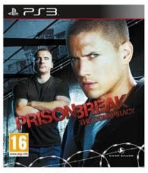 Deep Silver Prison Break The Conspiracy (PS3)