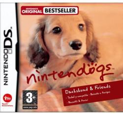 Nintendo Nintendogs Dachshund & Friends (NDS)