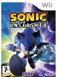 SEGA Sonic Unleashed (Wii)