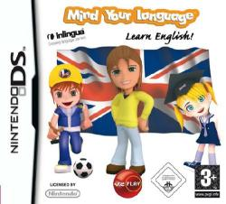 PlayV Mind Your Language Learn English (Nintendo DS)
