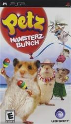 Ubisoft Petz Hamsterz Bunch (PSP)