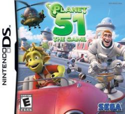 SEGA Planet 51 (Nintendo DS)