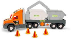 Wader Super Tech Truck gázlómadár konténeres (36760)