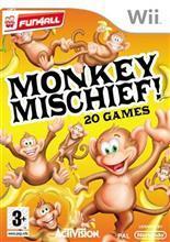 Activision Monkey Mischief (Wii)