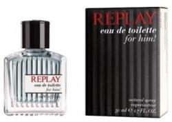 Replay for Him EDT 75ml