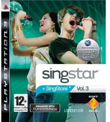 Sony SingStar Vol. 3 (PS3)