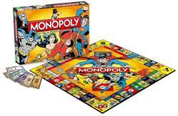 Hasbro Monopoly DC Comics - angol nyelvű