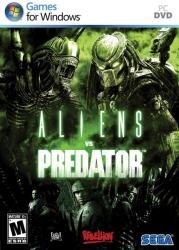 SEGA Aliens vs Predator (PC)