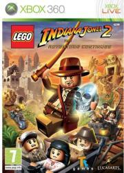 LucasArts LEGO Indiana Jones 2 The Adventure Continues (Xbox 360)