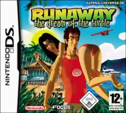 Ascaron Runaway 2 The Dream of the Turtle (Nintendo DS)