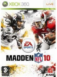 Electronic Arts Madden NFL 10 (Xbox 360)