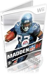 Electronic Arts Madden NFL 07 (Wii)