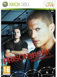 Deep Silver Prison Break The Conspiracy (Xbox 360)