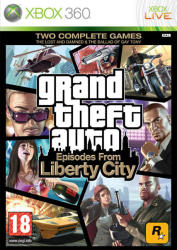 Rockstar Games Grand Theft Auto IV Episodes from Liberty City (Xbox 360)