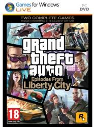 Rockstar Games Grand Theft Auto IV Episodes from Liberty City (PC)