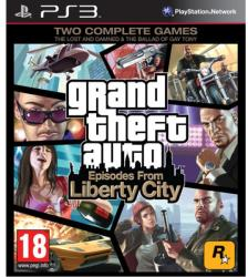 Rockstar Games Grand Theft Auto IV Episodes from Liberty City (PS3)