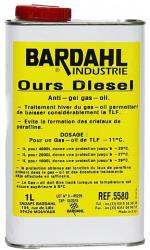 Bardahl antifreeze diesel - 1 Литър