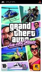 Rockstar Games Grand Theft Auto Vice City Stories (PSP)