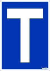 Gungldekor Tanuló T-betű matrica tábla