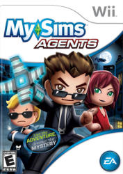 Electronic Arts MySims Agents (Wii)