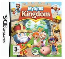 Electronic Arts MySims Kingdom (Nintendo DS)