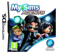 Electronic Arts MySims Agents (Nintendo DS)