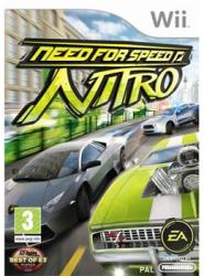 Electronic Arts Need for Speed Nitro (Wii) Játékprogram