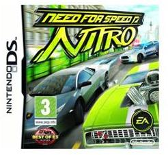 Electronic Arts Need for Speed Nitro (Nintendo DS)