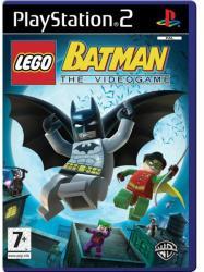 Warner Bros. Interactive LEGO Batman The Videogame (PS2)