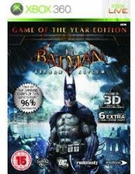 Eidos Batman Arkham Asylum [Game of the Year Edition] (Xbox 360)