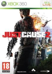 Eidos Just Cause 2 (Xbox 360)