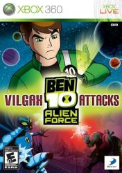 D3 Publisher Ben 10 Alien Force Vilgax Attacks (Xbox 360)