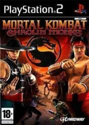 Midway Mortal Kombat Shaolin Monks (PS2)