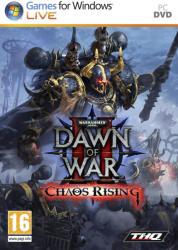 THQ Warhammer 40,000 Dawn of War II Chaos Rising (PC)