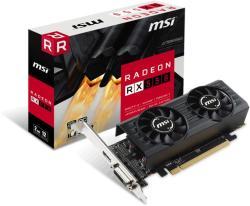 MSI Radeon RX 550 2GB GDDR5 128bit (RX 550 2GT LP OC)