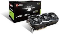 MSI GeForce GTX 1080 Ti 11GB GDDR5X 352bit PCIe (GTX 1080 Ti LIGHTNING Z)