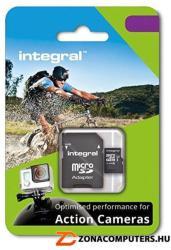 Integral microSDHC 32GB C10/UHS-I/U3 INMSDH32G10-ACTION