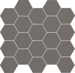 Tubadzin All In White , Grey 30, 6x28, 2 Fürdőszoba Mozaik - tubadzinfurdoszoba
