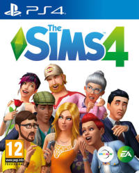 Electronic Arts The Sims 4 (PS4)
