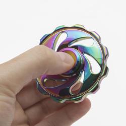 Fidget Spinner Pörgettyű - Chakram